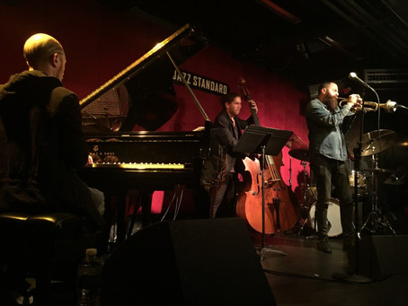SHOW REVIEW: Avishai Cohen Brings 'Into The Silence' to Life at Jazz Standard