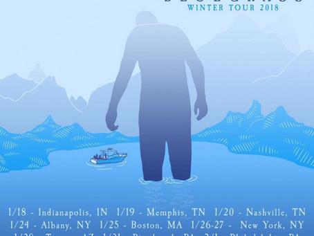 Greensky Bluegrass prepares 2018 Winter Tour