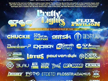 Moonrise Festival 2013 Lineup