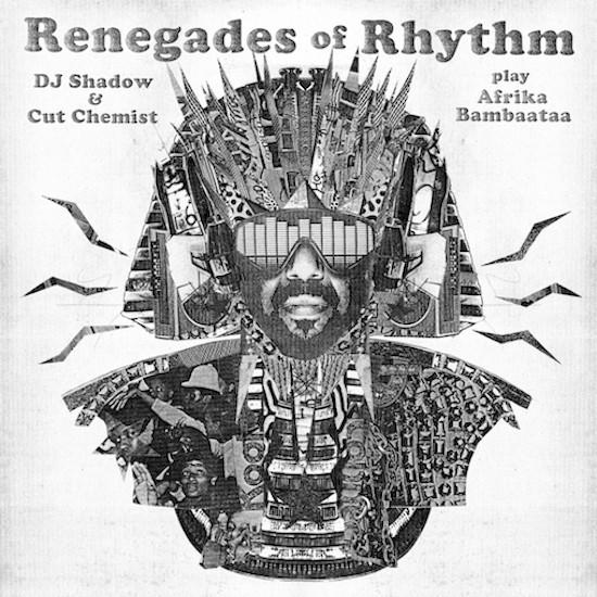 dj shadow renegades of rhythm