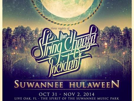 Suwannee Hulaween Announces 2014 Lineup!