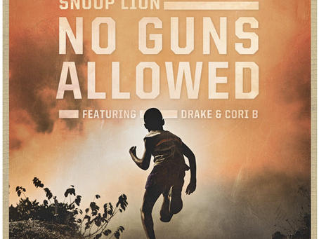 Wakarusa Preview: Snoop Lion – No Guns Allowed (feat. Drake) (Produced by Major Lazer) [Reggae