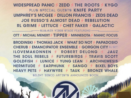 Counterpoint Festival 2015 Lineup: Widespread Panic, The Roots, Kygo, and More!