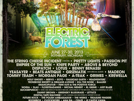 Electric Forest Preview: DubEra's 10 Must-See Sets