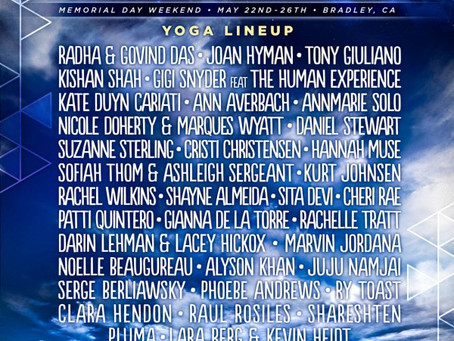 Lightning in a Bottle Announces Yoga, Temple of Consciousness and Grand Artique Lineups