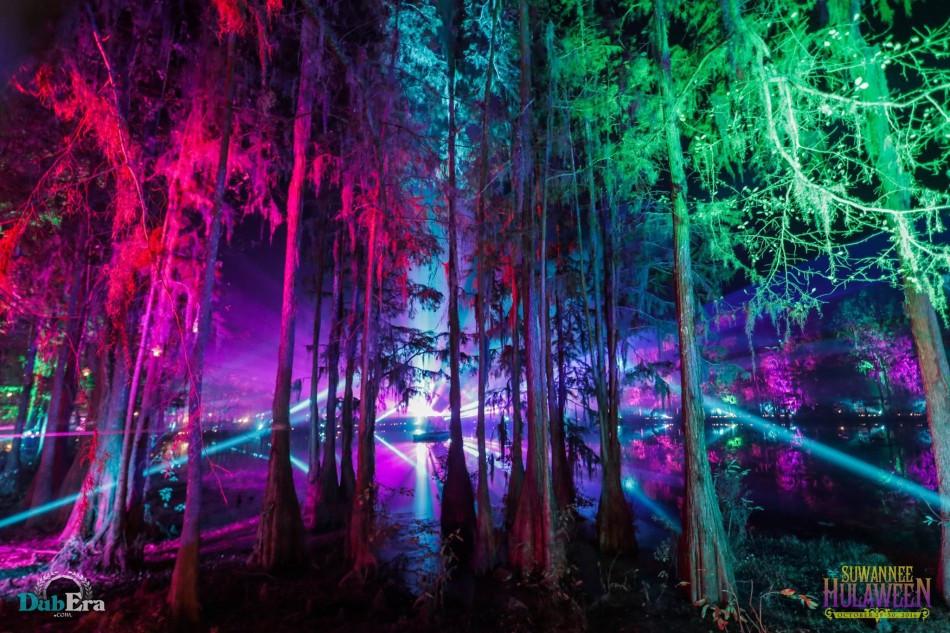 hulaween 2016 spirit lake