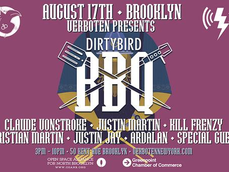 Dirtybird BBQ NY Announces Pork Sliders, Shrimp Skewers, Dirtybird Wings + more