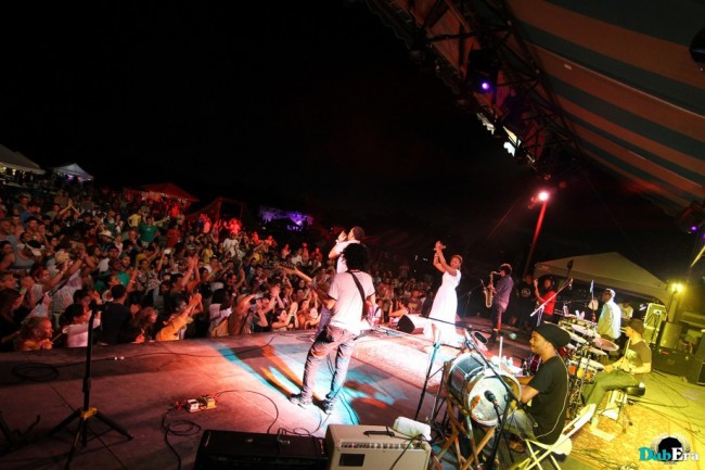 grassroots festival band