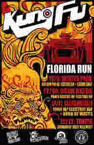 kung fu florida run