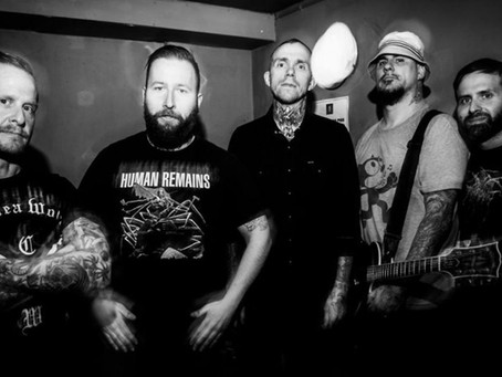 Wear Your Wounds concludes tour with Uniform ahead of new LP release