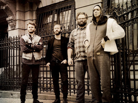 Colin Stetson Forms EX EYE, Playing First Show at LPR This Friday