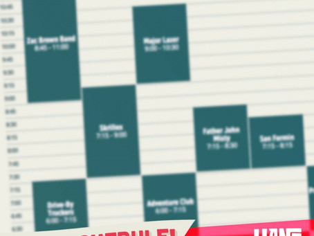 Hangout Music Festival Releases 2015 Schedule