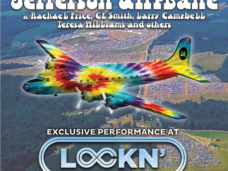 Lockn' Festival Adds Jefferson Airplane, Gov't Mule, Anders Osborne +more