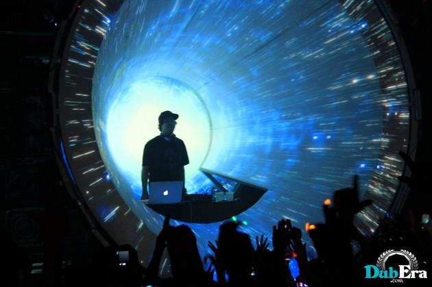 Datsik Vortex Stage
