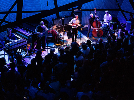 Andrew Bird dazzles while road-testing 'My Finest Work Yet' in Brooklyn's intimate