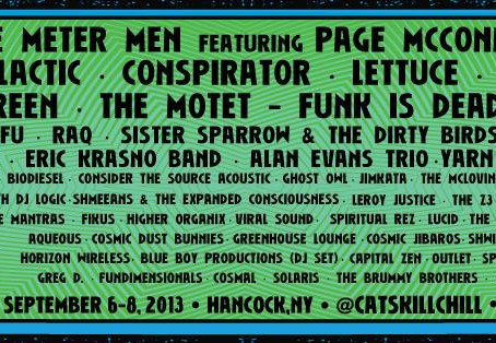 Catskill Chill Preview: The 5 must-see acts at the upstate New York funk-down