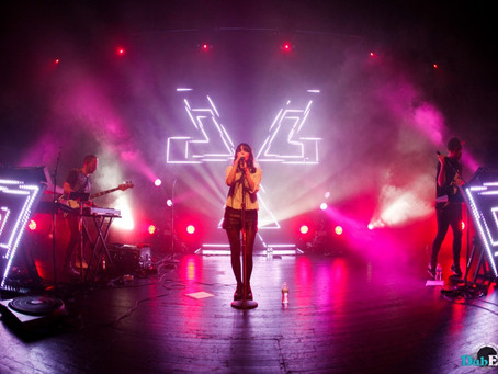 CHVRCHES CONCERT REVIEW: Proper Live Electronic Music in Miami