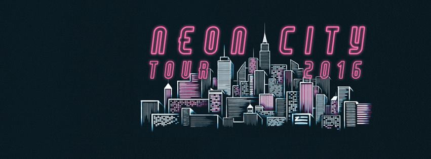 neon city tour image