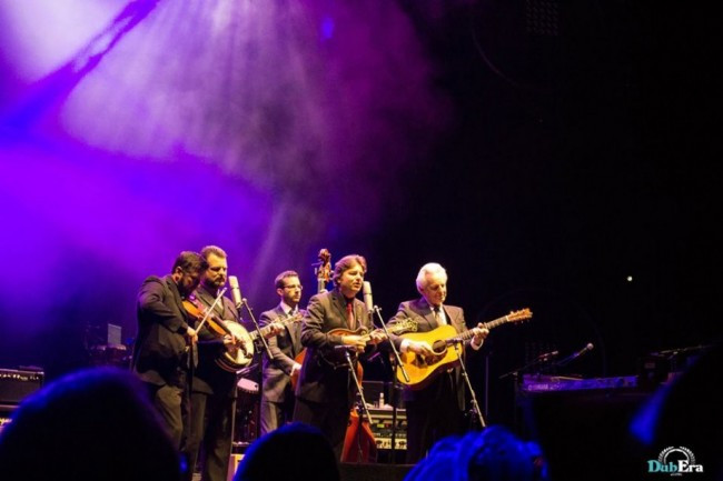 Del McCoury with The Travelin' McCourys at the 1ST Bank Center on Dec. 31st