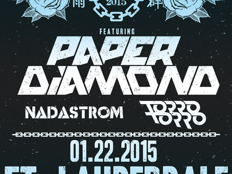 EVENT PREVIEW: Paper Diamond Releases New Music for Rain Drops Tour