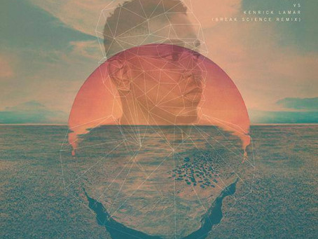 "NEW MUSIC: Kendrick Lamar vs Tycho – ""Vibe Walk"" (Break Science Remix) [Free Downl"