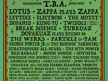 Catskill Chill Music Festival Announces 2015 Lineup & The Farewell To Camp Minglewood