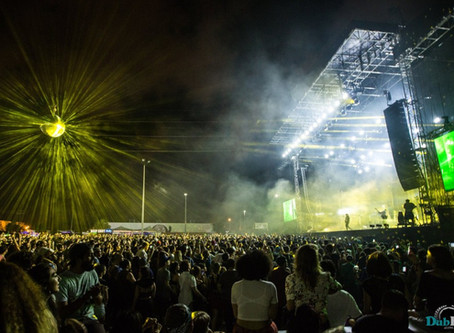 FESTIVAL REVIEW: III Points 2017 Brings The Best To Miami (Photos)
