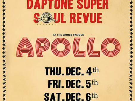 Daptone Records Presents The Super Soul Revue
