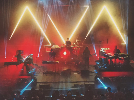 STS9 do the Shakedown at the Capitol Theatre [Setlist, Video]