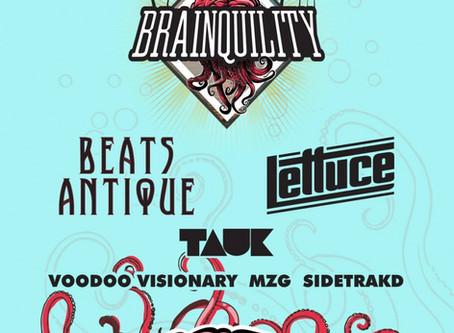 New Music Festival In Florida Announces Beats Antique, Lettuce, & Tauk