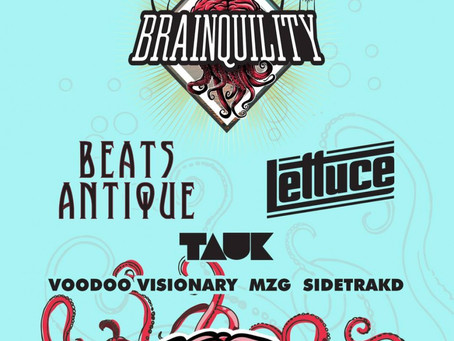 New Music Festival In Florida Announces Beats Antique, Lettuce, & Tauk