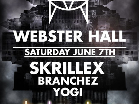 EVENT PREVIEW: Skrillex's Webster Hall Late-Night in NYC