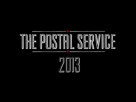 NEW MUSIC: The Postal Service – A Tattered Line of String [Brand New Track, Indie Dance / Pop]