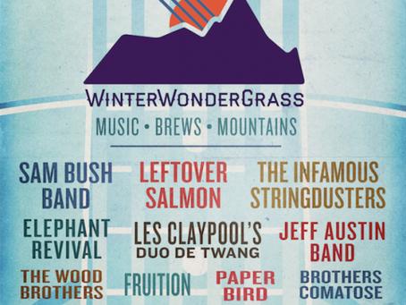 Winter Wondergrass Announes Lineup: Salmon, Sam Bush, Stringdusters+++
