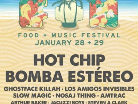 New Festival in Miami Beach feat. Hot Chip, Ghostface Killah, Nosaj Thing, & More