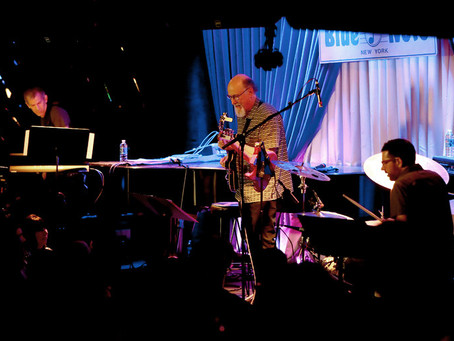SHOW REVIEW: Scofield / Mehldau / Guiliana Trio Debut at Blue Note