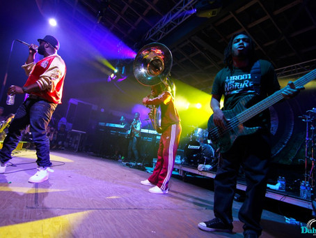 Bear Creek Coverage: 10 Cool Covers From The Weekend of FUNK