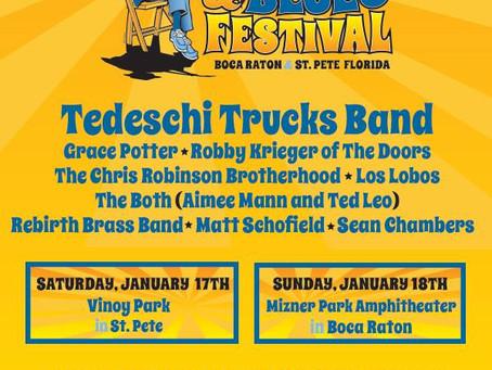 EVENT PREVIEW: Sunshine Music & Blues Festival