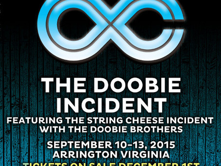 Lockn' Festival Adds String Cheese Incident & Doobie Incident to 2015 Lineup