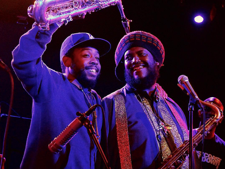 Kamasi Washington Delivers Totally Different, Totally 'Epic' Second Night in NYC