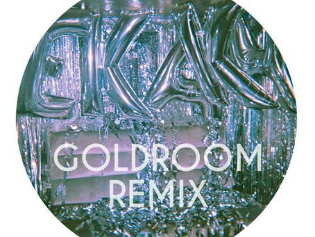 NEW MUSIC: Ekkah – Last Chance to Dance (Goldroom Remix) [Summertime Dance Music]
