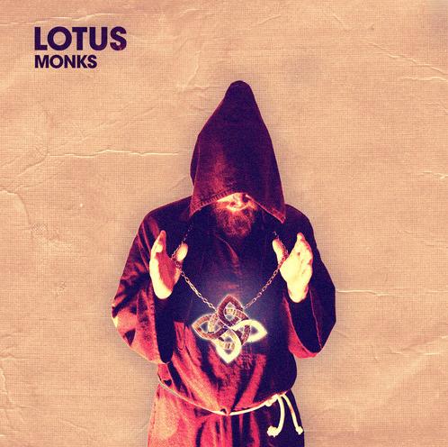 lotus monks
