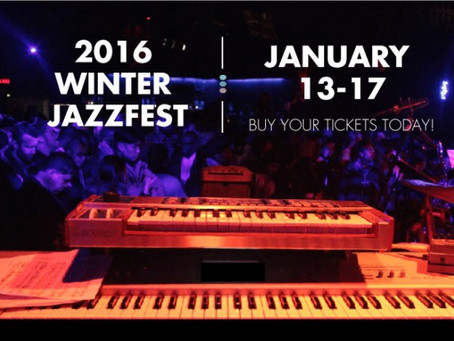 NYC WINTER JAZZFEST PREVIEW: 10 Artists You Don't Want To Miss