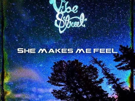 NEW MUSIC: Vibe Street – She Makes Me Feel EP [Electro-Funk, Beats]