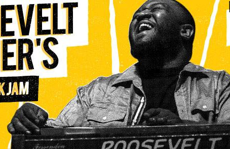 Roosevelt Collier Brings the Funk to Miami; Every Week!