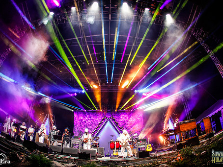 String Cheese Incident Heat Up At Hulaween As Fall Tour Approaches