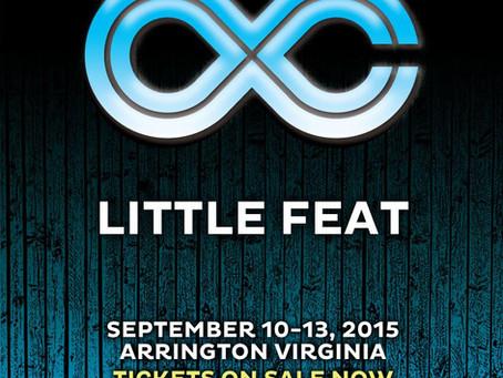 Lockn' Festival Announces Little Feat!