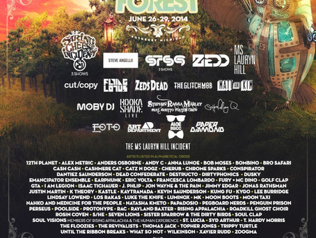 Electric Forest Adds Moby, Schoolboy Q, Kastle, Kaytranada, Floozies, more