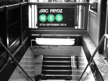 Eric Prydz Going EPIC For Madison Square Garden