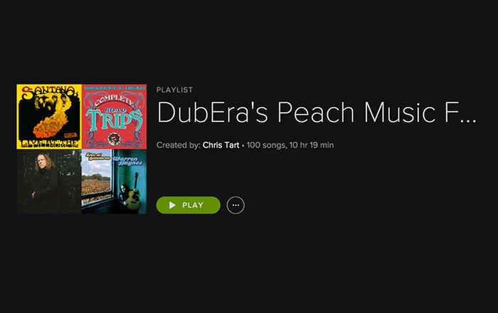 PEACH-music-festival-Spotify-Playlist